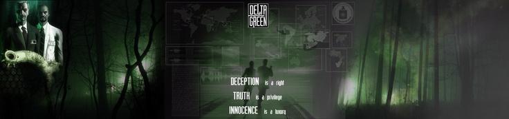 Cthulhu - Delta Green 1990 :Des machinations et une résurrection