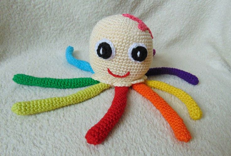 Chobotnička- dúhová