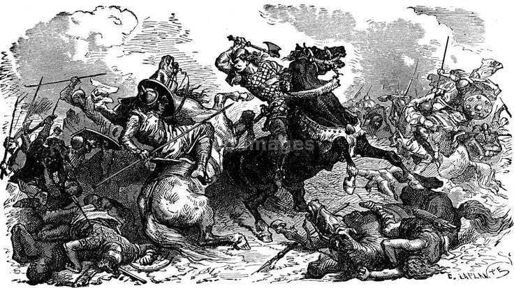 Battle of Tours AKA Poitiers