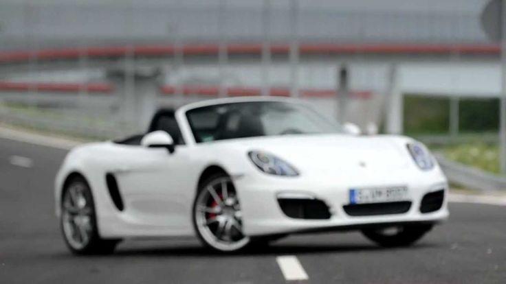 Porsche Boxster S   test ExoticCars.pl