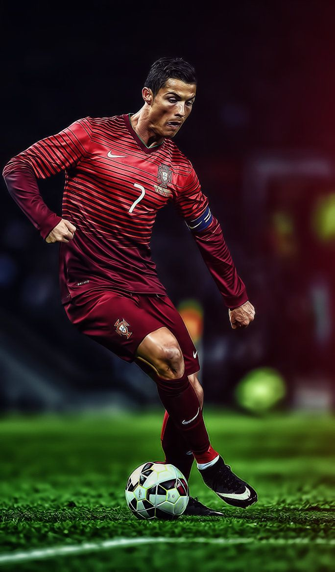 Cristiano Ronaldo Portugal iPhone Wallpaper HD by adi149