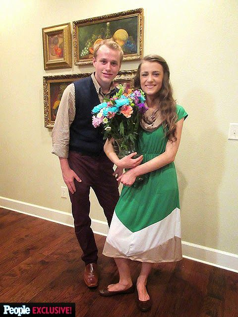 """Another Duggar Courtship"" Congratulations to Josiah Duggar & Marjorie Jackson on your new courtship 4-6-15. I wish you all the best & happiness! GodBless ♡"
