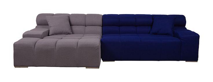 Метки: Большие диваны.              Материал: Ткань.              Бренд: DG Home.              Стили: Поп-арт, Скандинавский и минимализм.              Цвета: Светло-серый, Синий.