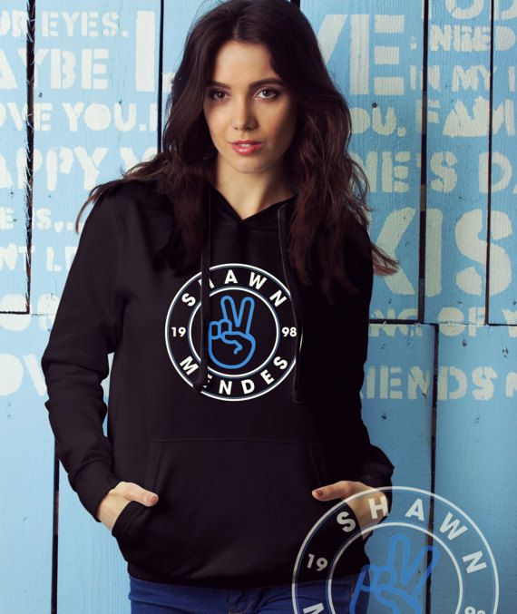 Shawn Mendes Hoodie stitches Cameron Dallas Teen OUTFIT MENDES 98