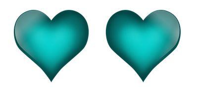 Σμαραγδένιο Πράσινο Καρδιές, Καρδιά