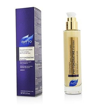 Phytokeratine Extreme Exceptional Cream (Ultra-Damaged, Brittle & Dry Hair) - 100ml/3.5oz