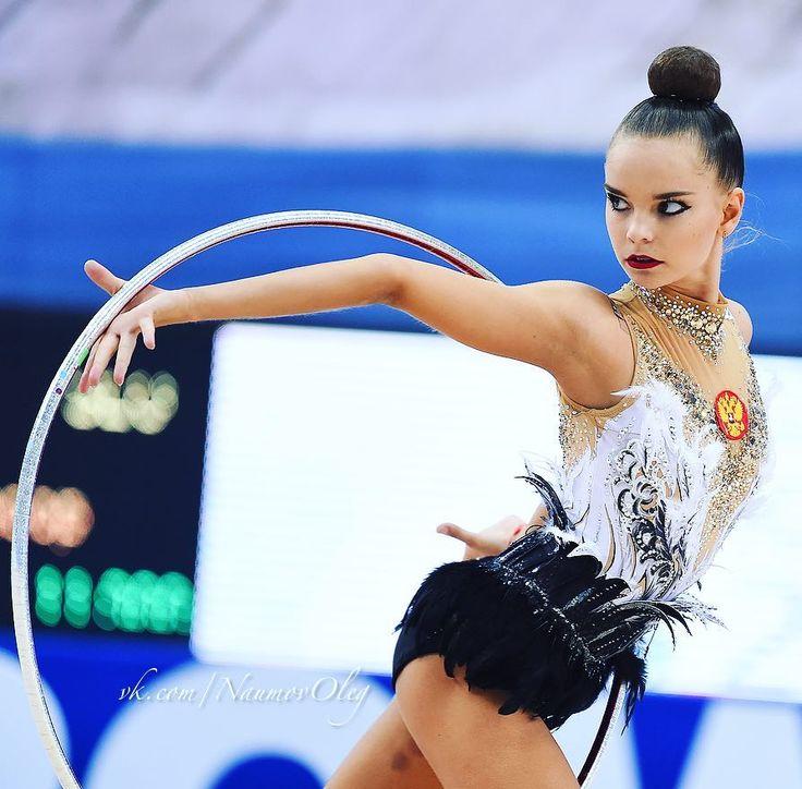 Dina Averina (Russia), World Cup (Kazan) 2017