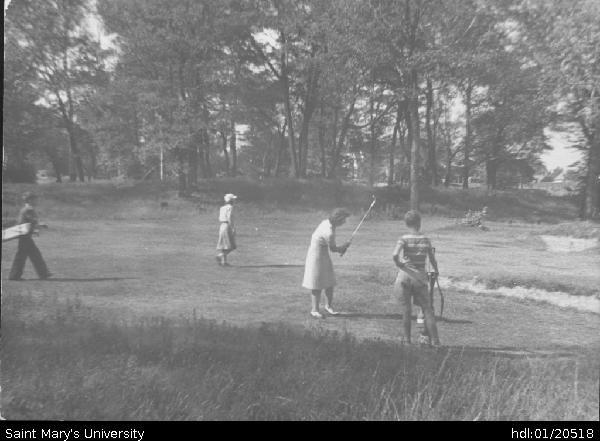 Gorsebrook Golf Club 1940, Halifax NS