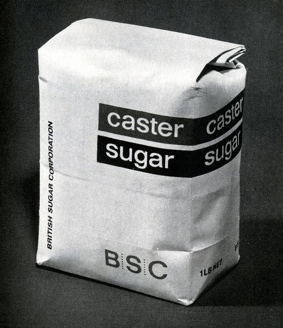 British Sugar Corporation —  Hans Schleger & Associates (1969)
