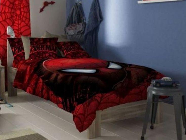 Die besten 25+ Spiderman bed set Ideen auf Pinterest Marvel - schlafzimmer set 140x200