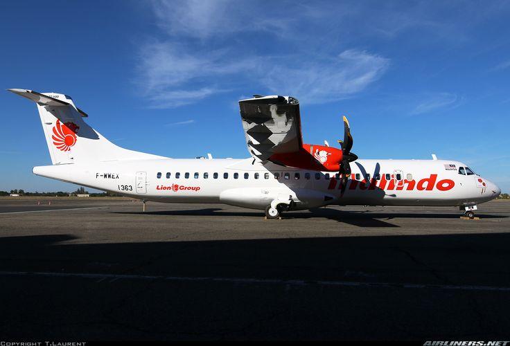 ATR ATR-72-600 (ATR-72-212A) - Malindo Air   Aviation Photo #4057815   Airliners.net    MSN 1363