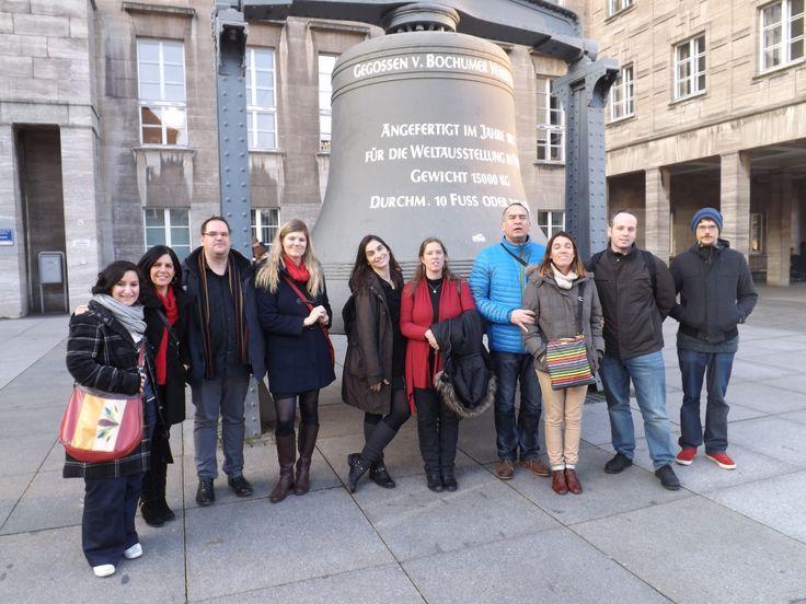 Bochum visit