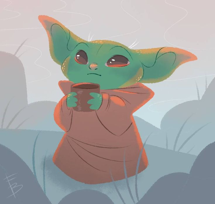 Baby Yoda// by FreckledBastard on DeviantArt in 2020 ...