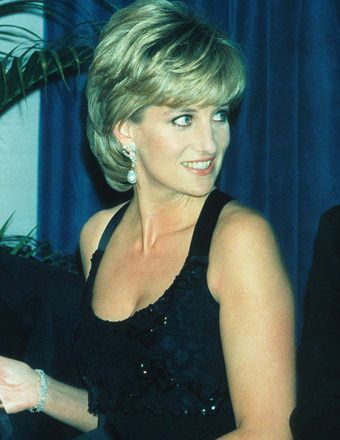 Did Princess Diana Dress As a Male Model and Hang Out with Freddie Mercury?