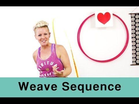 Weave Sequence   Deanne Love Hula Hoop Tutorial