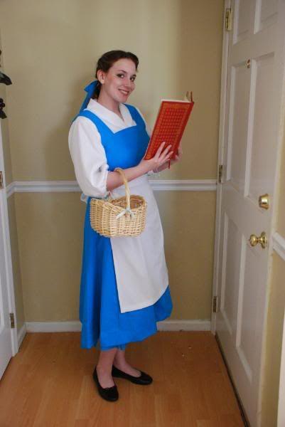 Belle Blue Dress | belle blue dress costume