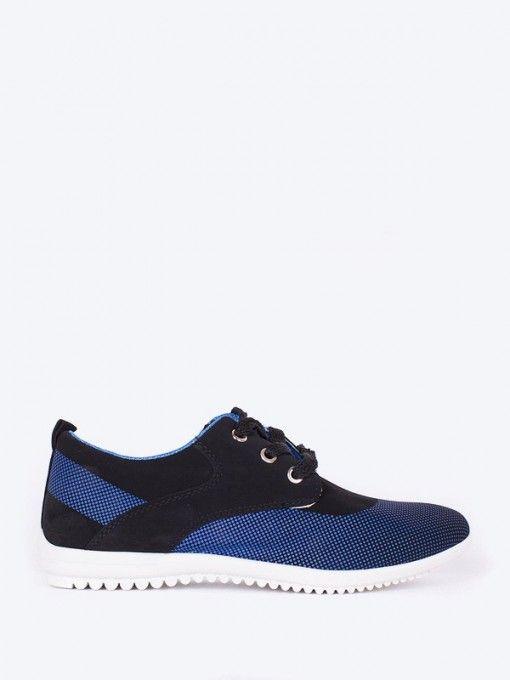 Pantofi sport pentru barbati Yang - albastru