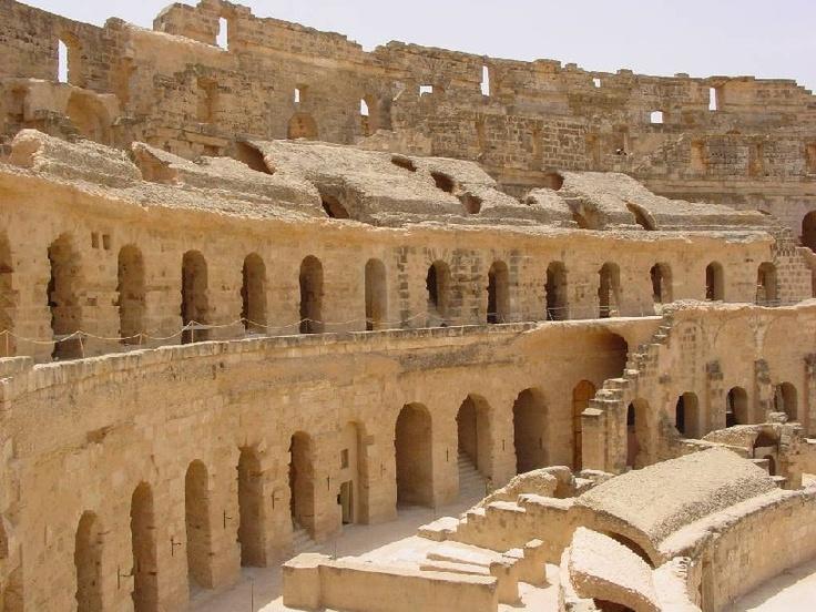El-Jem, Tunisia