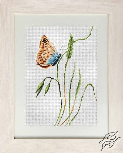 The Smell of Summer - Cross Stitch Kits by Luca-S - B2244