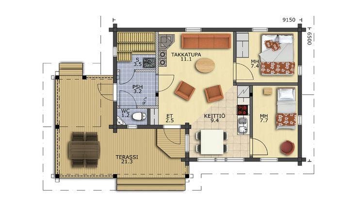 SOFIA 54. Проект дома: фото и цена | Дом, Проекты домов