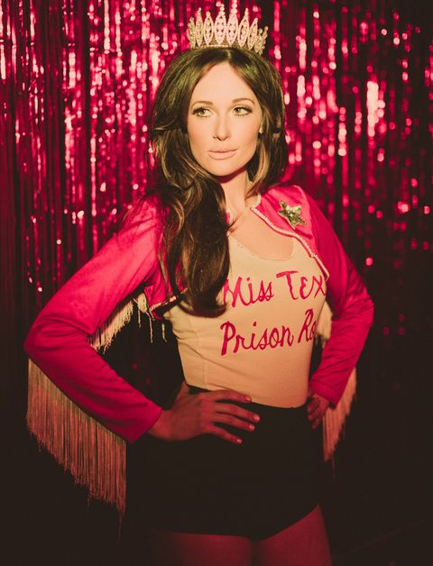 Country Music Star Kacey Musgraves Reveals Her Rhinestone-Studded Tour Style from InStyle.com