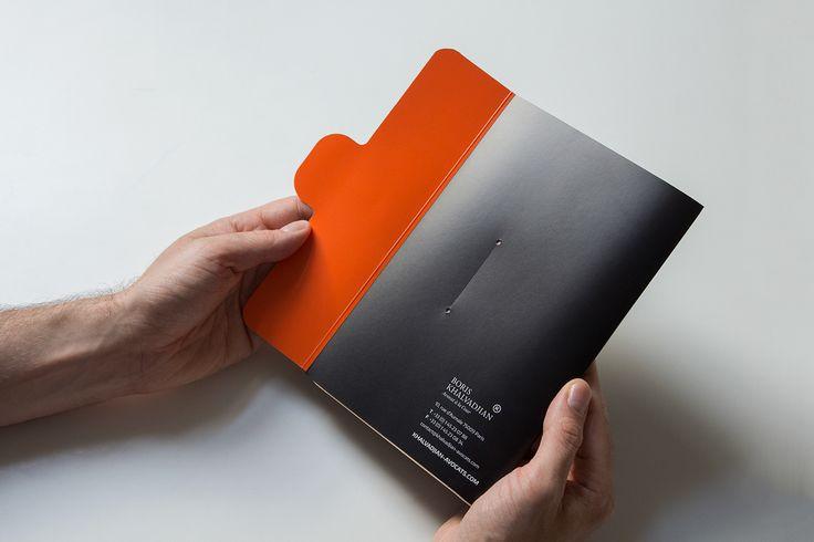 Boris Khalvadjian - Branding on Behance