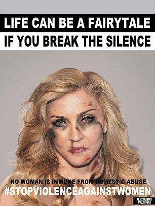 Kim Kardashian, Miley Cyrus, Kendall Jenner…la campagne choc contre les violences faites aux femmes ! (Source http://fr.trace.tv/) | Femme et Libre – Yael Mellul