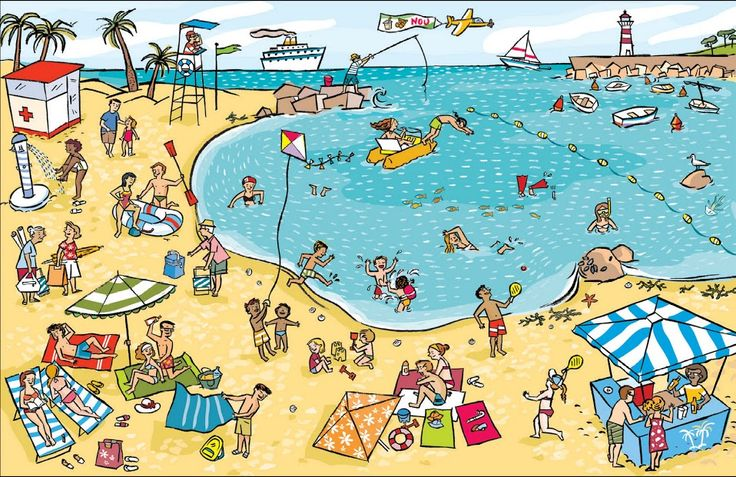 Afbeeldingsresultaat voor praatplaat beach