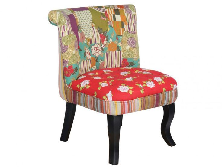 17 meilleures id es propos de fauteuil crapaud sur pinterest chaise crapa - Fauteuil crapaud patchwork ...