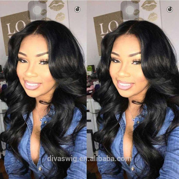 360 Lace Frontal women Wig Pre Plucked Brazilian 250density body wave Human Hair Lace Front Wigs Black Women