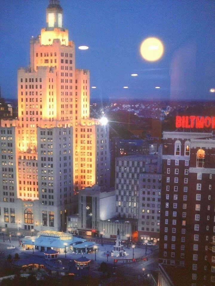 Down Town Providence RI 565 best The