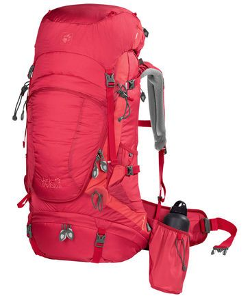 Damen Tourenrucksack Highland Trail XT 45 #jackwolfskin #backpack #hiking