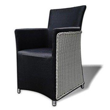 Wicker Tuinstoel Carry is een heerlijke en comfortabele tuinstoel . De tuinstoel is gemaakt van wicker loom draad. Dit is een hoogwaardig kunststof dat met alle weersomstandigheden om kan gaan. Wat deze stoel helemaal perfect maakt is dat de stoel geheel bekleed is met textileen, en geïntegreerd kussen. U hoeft de stoel niet naar binnen te halen als het minder wordt, want de textileen bekleding is waterafstotend. #Tuinstoel #Tuinstoelen #tuinmeubelen #tuinmeubel #tuinmeubels