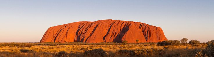 Australia, bloody hell.
