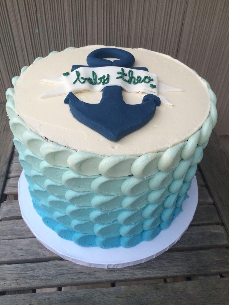 1000+ ideas about Nautical Theme Cupcakes on Pinterest ...