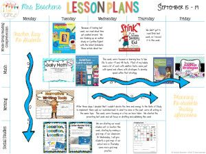 Peek at My Week ~ Sept. 15 -19 • What I Have Learned