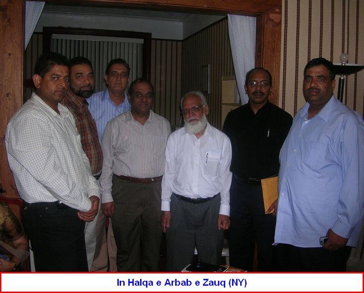 Hamid Yazdani in New York