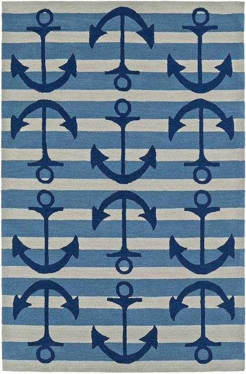 add a nautical style with a whimsical happy feel with this sail the ocean blue