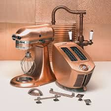 Copper's Comeback | Appliances | Kitchen | This Old House. Oh my God! I need these!