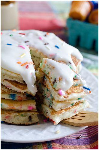 birthday pancakes...making these for his next birthday <3