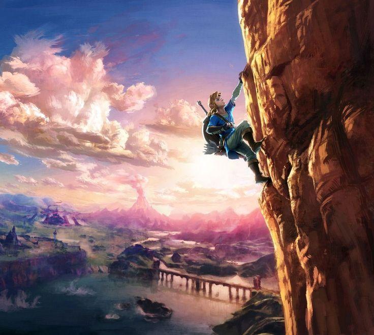 The Legend of Zelda Breath of the Wild Preview