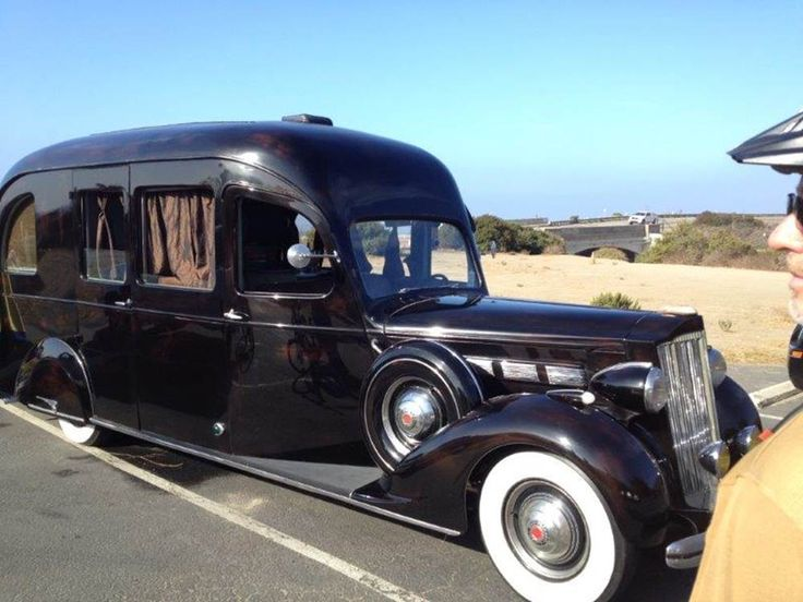 Antique RV Nirvana: A One Of One 1937 Packard RV With Only 40,000 Miles On The Clock via Lesa NeSmith