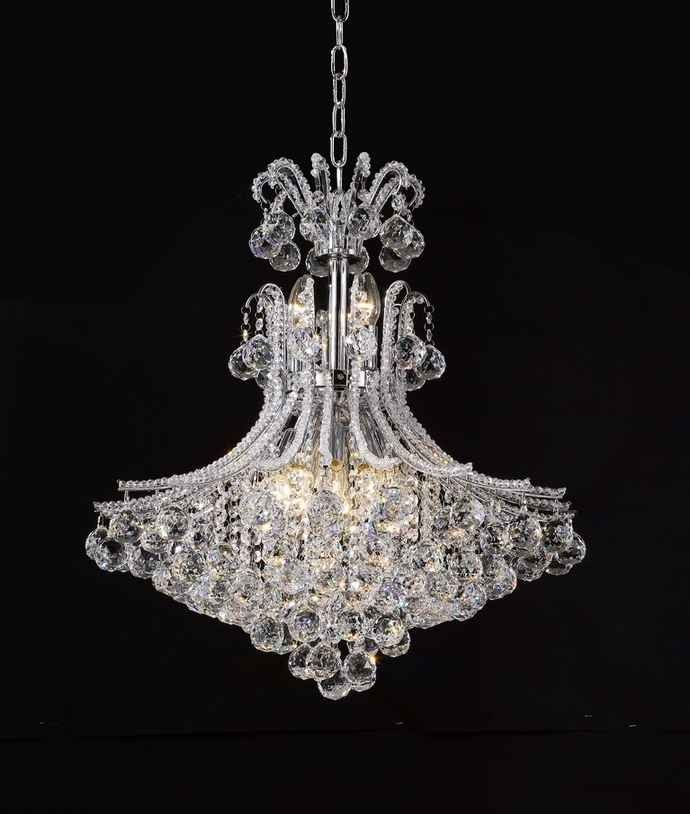 26 best Chandeliers images on Pinterest | Crystal chandeliers ...