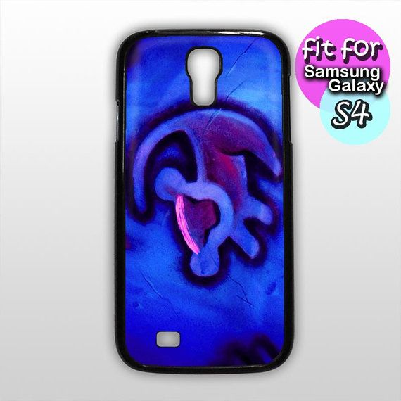 lion king symbol lion king simba case for samsung galaxy by etbay, $12.99
