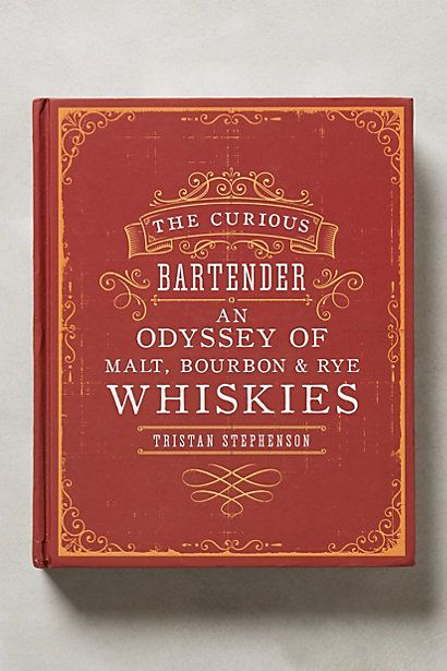 The Curious Bartender - anthropologie.com #anthrofave