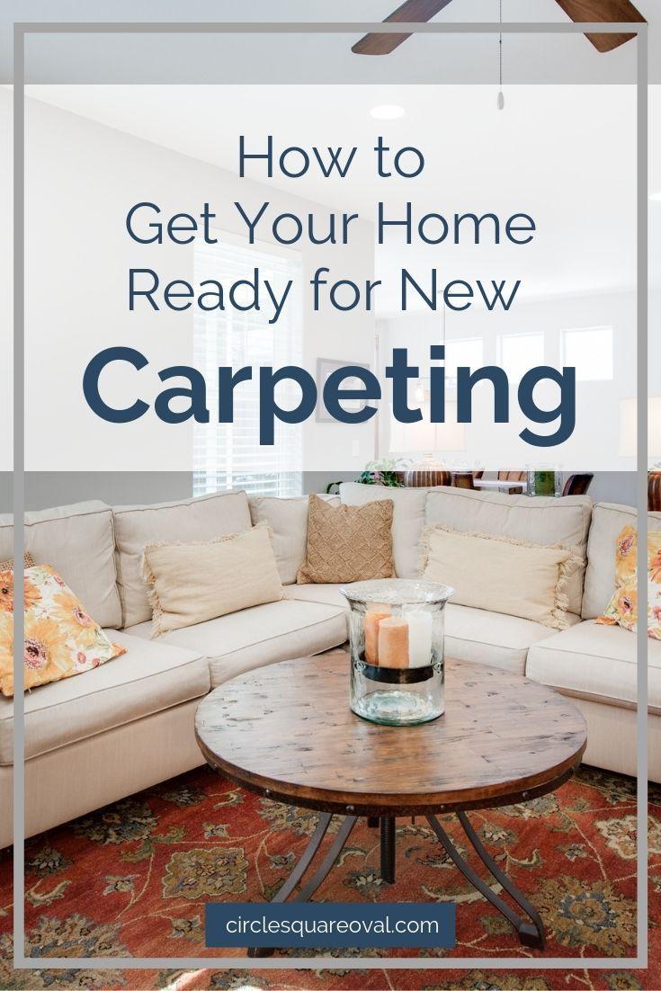 How To Prepare For Carpet Installation Circlesquareoval Carpet Installation Home Carpet How To Clean Carpet