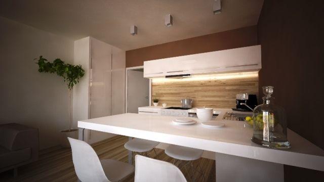 Interiér bytu na 3 až 10 NP