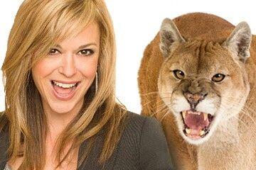 Healthy Older Woman ...Cougar ...