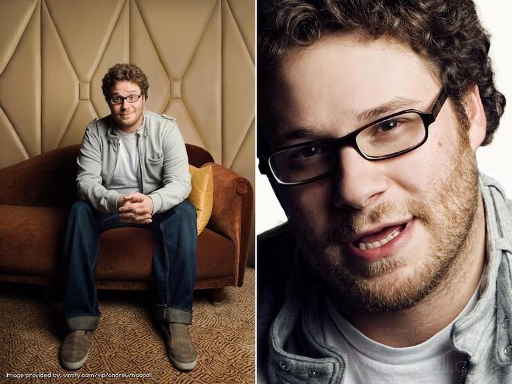 Seth Rogen! Celebrity by andrewmaccoll - #Vimity http://www.vimity.com/vip/andrewmaccoll/portfolio/celebrity/#