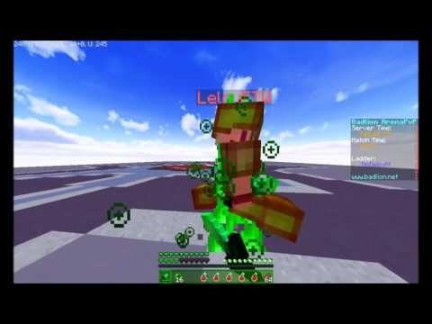 Minecraft PVP - Tides